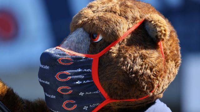 Chicago Bears mascot