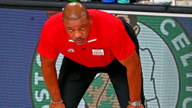 LA Clippers head coach Doc Rivers