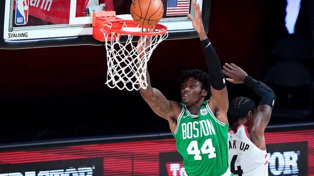 Boston Celtics' Robert Williams III