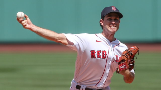 Boston Red Sox Pitcher Ryan Weber