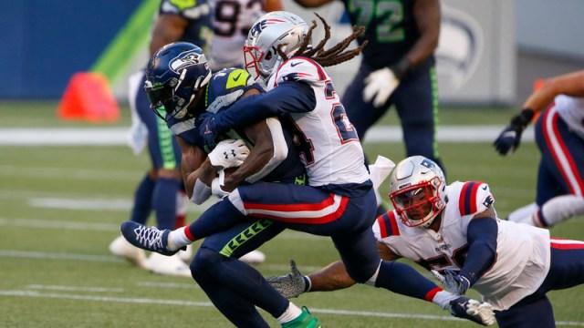 New England Patriots' Stephon Gilmore