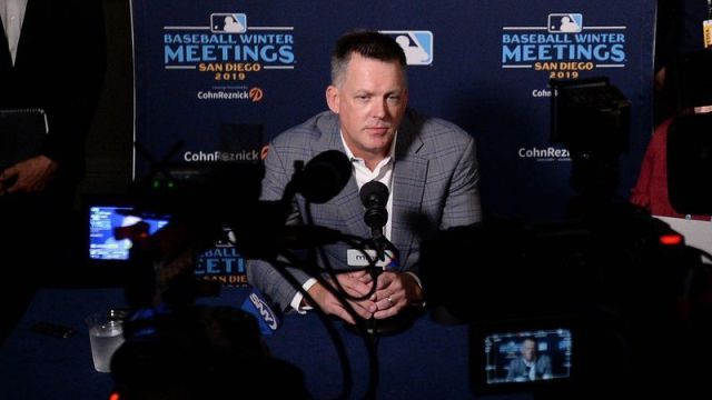 Detroit Tigers manager A.J. Hinch