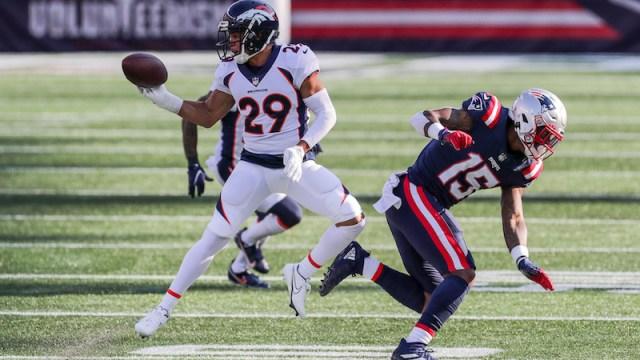 Broncos Patriots