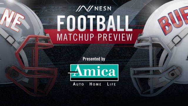 Patriots-Bills matchup preview