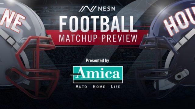 Patriots-Texans matchup preview