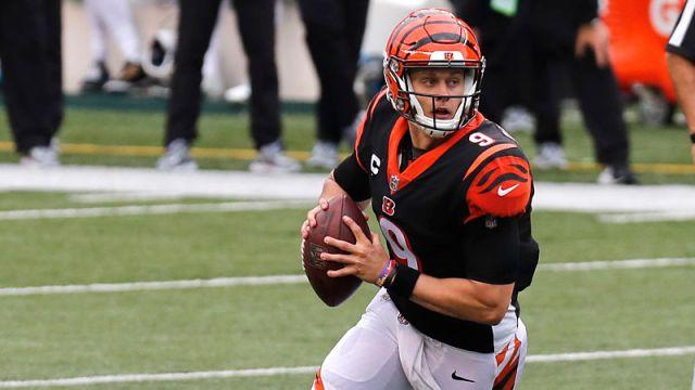 Cincinnati Bengals quarterback Joe Burrow