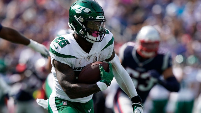 Free-agent running back Le'Veon Bell