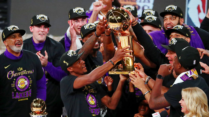 Vanessa Bryant Reacts On Instagram To Lakers Winning NBA ...