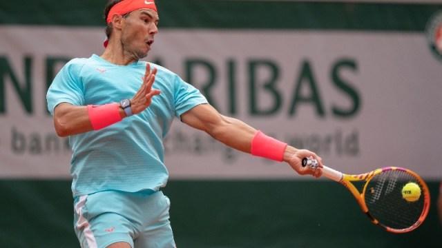 Professional Tennis Player Rafael Nadal