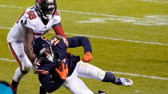Chicago Bears wide receiver Allen Robinson