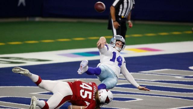 Dallas Cowboys' Andy Dalton