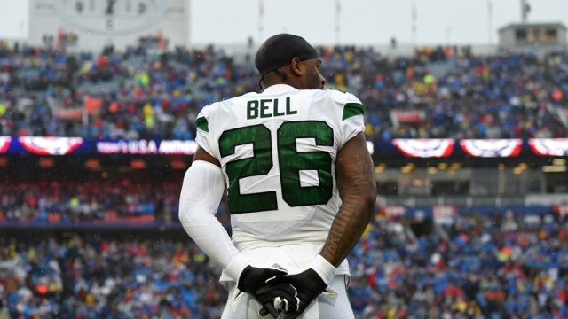 Free Agent Running Back Le'Veon Bell