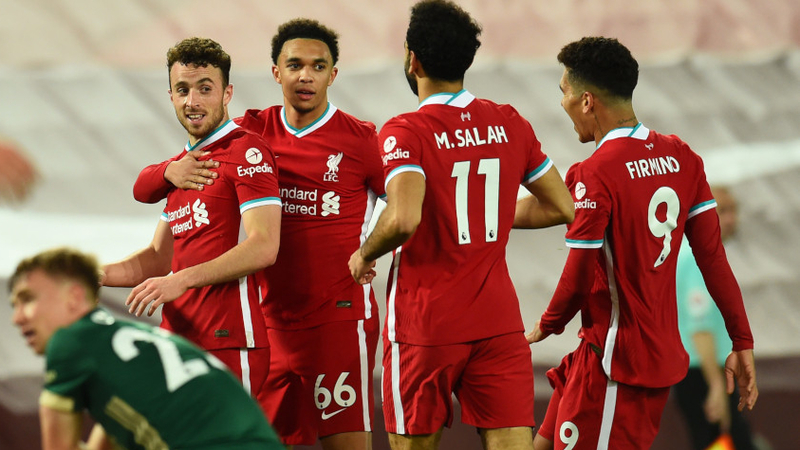 Liverpool Vs Sheffield United Score Highlights Of
