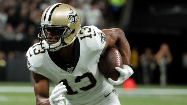 New Orleans Saints' Michael Thomas