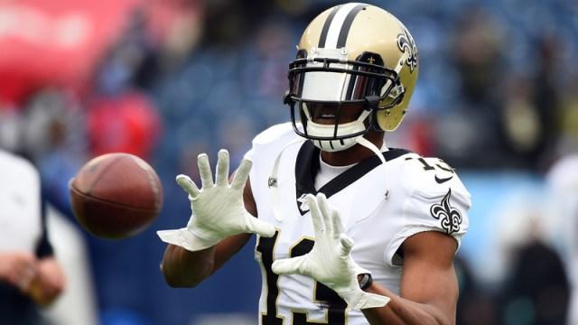 New Orleans Saints WR Michael Thomas