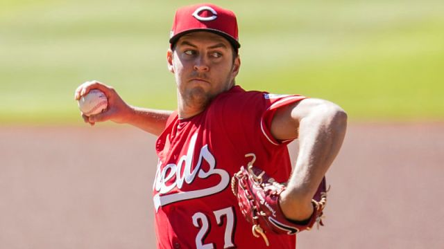 Free Agent MLB pitcher Trevor Bauer