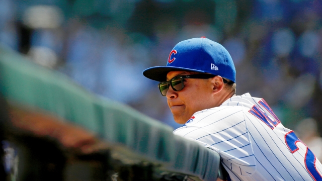 Chicago Cubs bench coach Will Venable