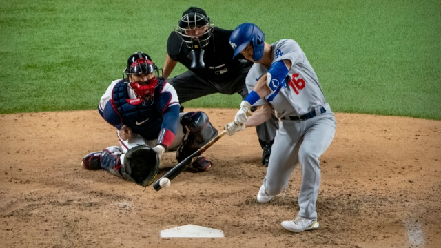 Los Angeles Dodgers Catcher Will Smith