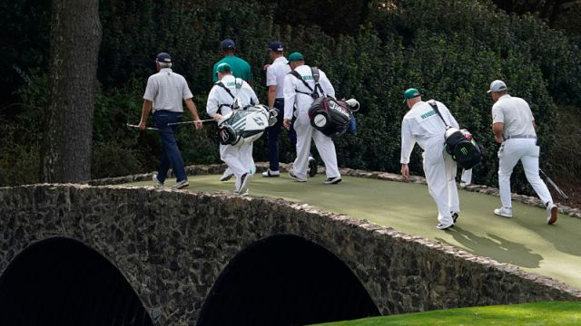 2020 Masters Augusta National