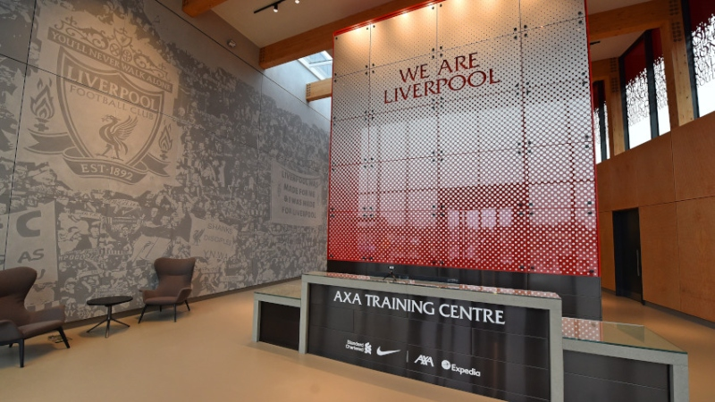 Liverpool Opens AXA Training Centre; Take Video Tour Of Reds' New Facility