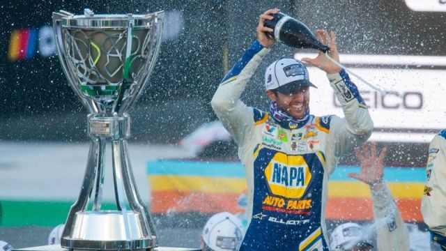 NASCAR Cup Series driver Chase Elliot