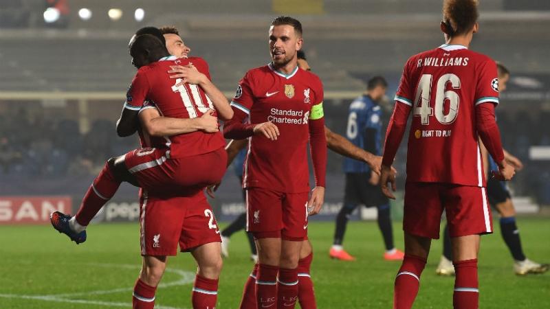 Atalanta Vs. Liverpool: Score, Highlights Of Champions League Game