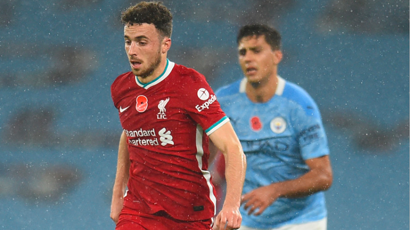 Liverpool Vs. Manchester City: Reds Claim Point In Well-Fought Draw
