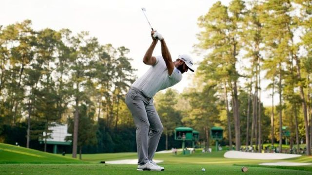 PGA Tour golfer Dustin Johnson