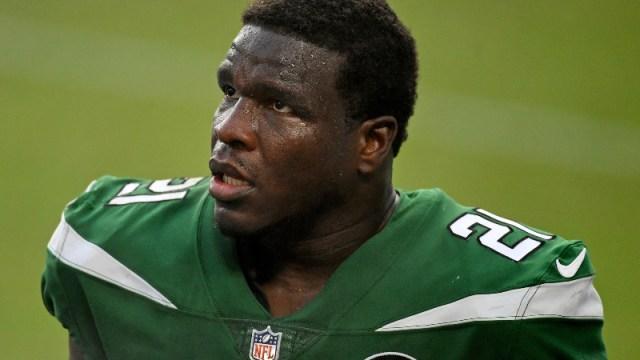 New York Jets running back Frank Gore