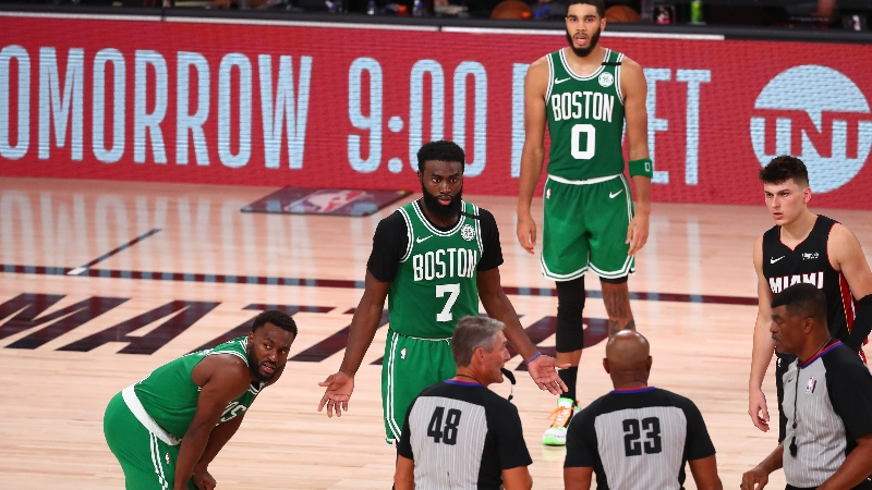Are Celtics NBA Finals Contenders? Analysts Assess Boston`s...