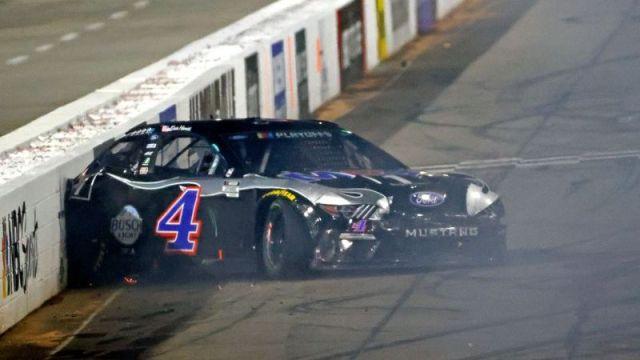 NASCAR driver Kevin Harvick