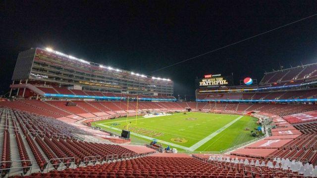 San Francisco 49ers' Levi's Stadium