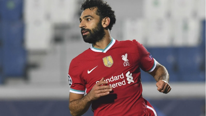 Liverpool's Mohamed Salah Tests Positive For COVID-19 On International Duty