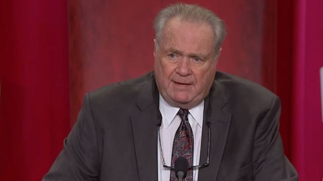 Boston Celtics legend Tom Heinsohn