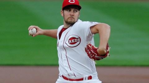 MLB pitcher Trevor Bauer
