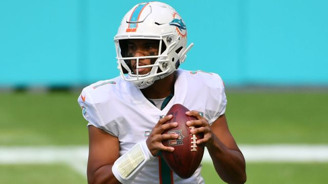 Miami Dolphins quarterback