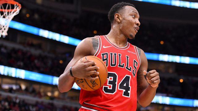 Chicago Bulls forward Wendell Carter Jr.