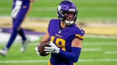 Minnesota Vikings wide receiver Adam Thielen