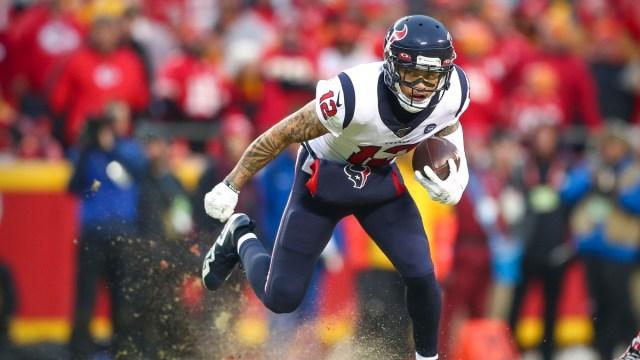 NFL free agent wide receiver Kenny Stills
