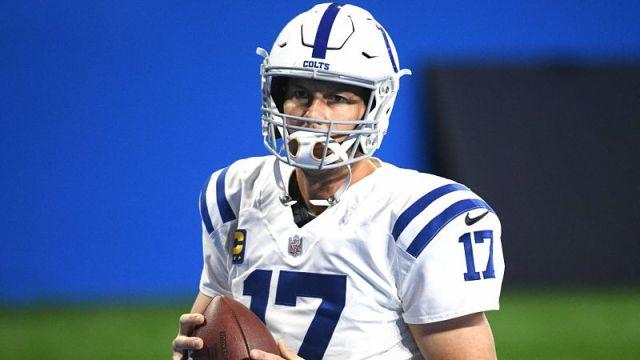 Indianapolis Colts quarterback Philip Rivers