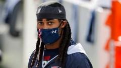 New England Patriots Cornerback Stephon Gilmore
