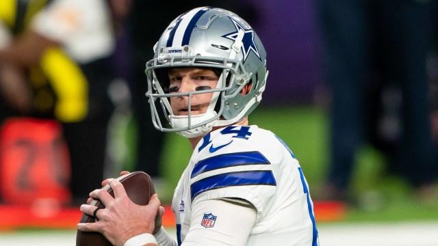 Dallas Cowboys Quarterback Andy Dalton
