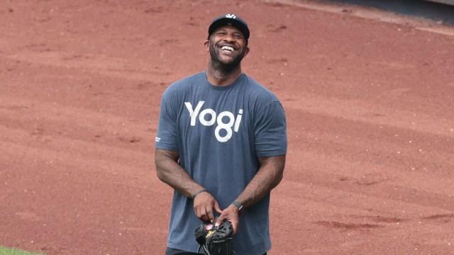 Retired New York Yankees Pitcher CC Sabathia