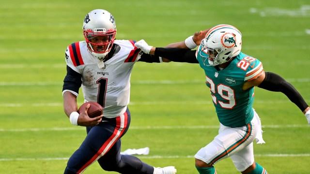 New England Patriots NFL Cam Newton