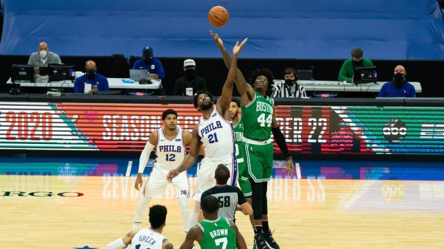 Boston Celtics vs. Philadelphia 76ers