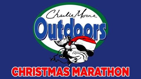 Charlie Moore Christmas Marathon on NESN logo