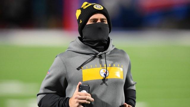 Pittsburgh Steelers Fullback Derek Watt