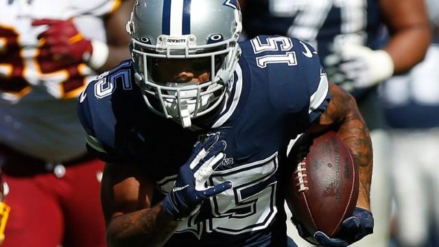 Dallas Cowboys wide receiver Devin Smith