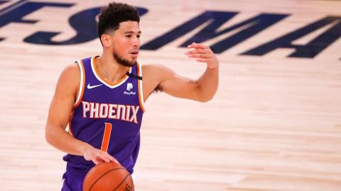 Phoenix Suns Forward Devin Booker