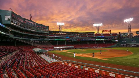 Boston Red Sox home field Fenway Park